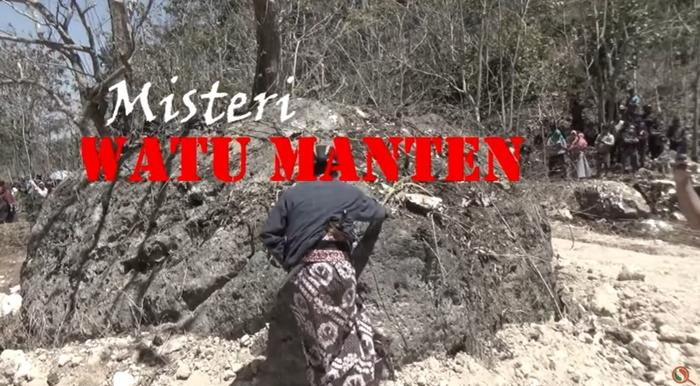 Cerita Misteri Dibalik Mistis Watu Manten dan Watu Dukun