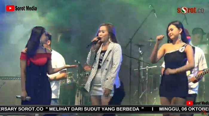 FULL VIDEO KONSER MG 86 7th ANNIVERSARY SOROT.CO ( SIARAN TUNDA ) PART 2