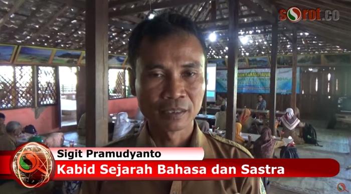 Nguri- uri kebudayaan, Para Guru SD belajar Bahasa Jawa