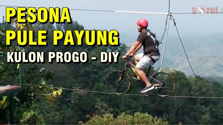 PESONA WISATA PULE PAYUNG - KULON PROGO DIY