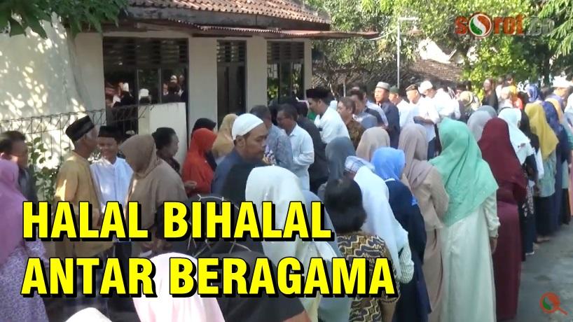 Toleransi Antara Umat Beragama Di Dusun Gadungsari Wonosari